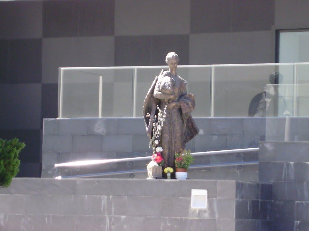 COF Juan Pablo II - Virgen