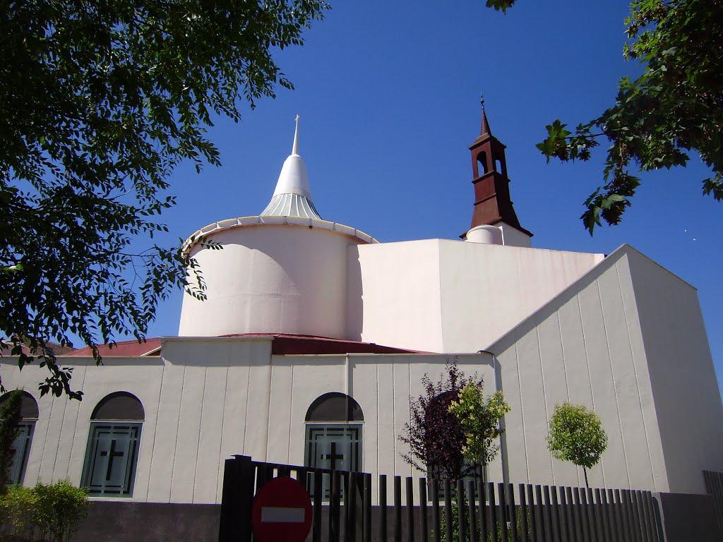 COF Juan Pablo II - Vista parroquia